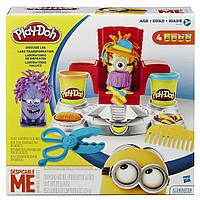 Пластилин Плей до Миньоны в парикмахерской B0495 Play-Doh Featuring Despicable Me Minions Disguise Lab