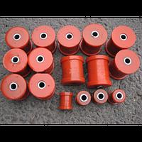 Комплект полиуретановых втулок для Suzuki Jimny
