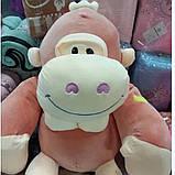Детский плед игрушка Обезьяна, фото 4