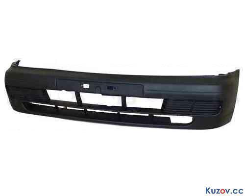 Бампер передний Nissan Almera N15 95-99, черный (FPS) N620220N025