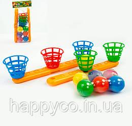 Детская развлекательная игра Баскетбол  M-Toys