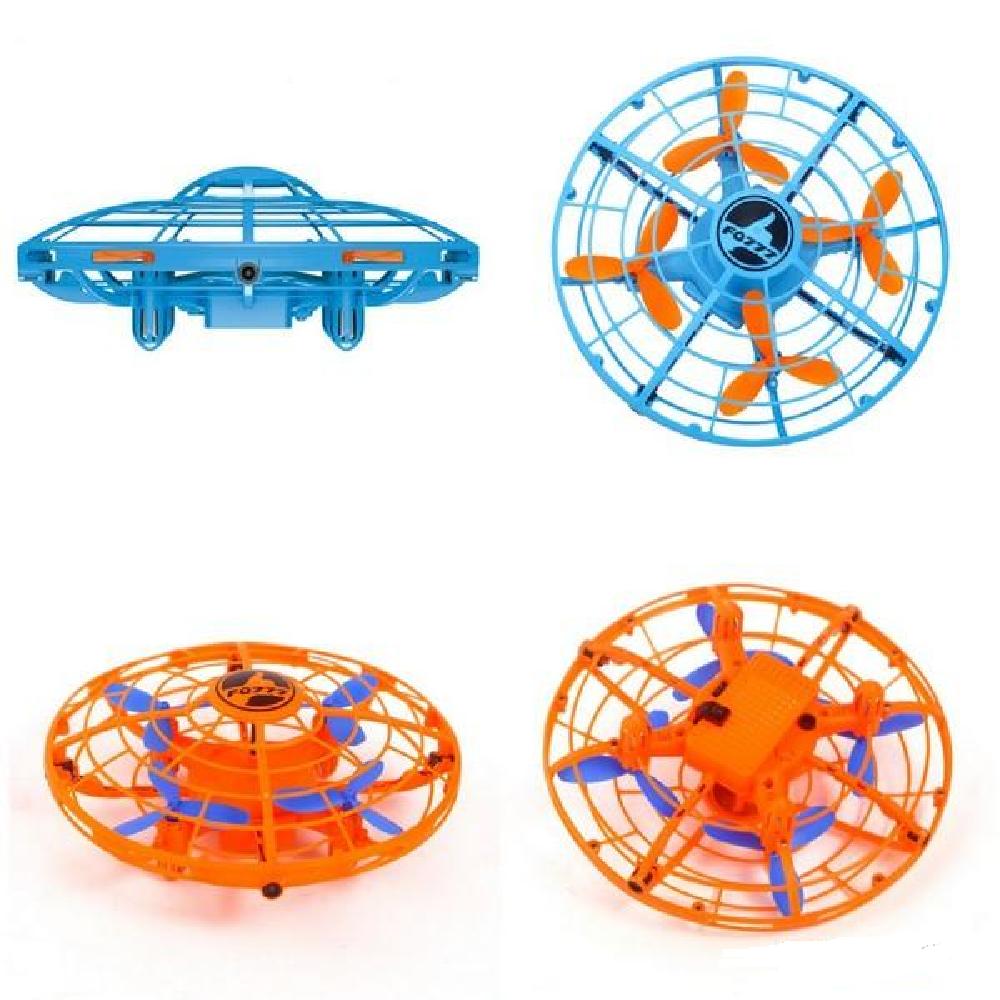 Интерактивная игрушка 'летающий нло'