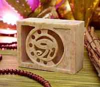 Шкатулка каменная  для украшений
