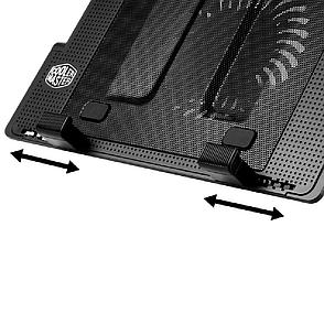 Подставка для ноутбука охлаждающая Cooler Master Notepal Ergostand VI -USB3.0 Cooling Pad 149714, фото 2
