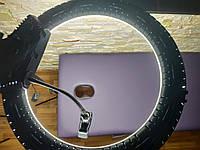 Кольцевая светодиодная Led Лампа диаметр 45см/65Вт мощность на штативе PROFI