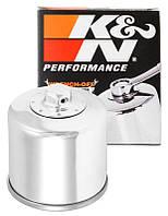 Масляный фильтр K&N для мотоциклов KN-204C