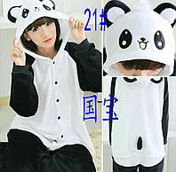 Кигуруми взрослый Панда 324-21