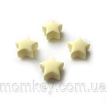 Мини звездочка (кремовый)