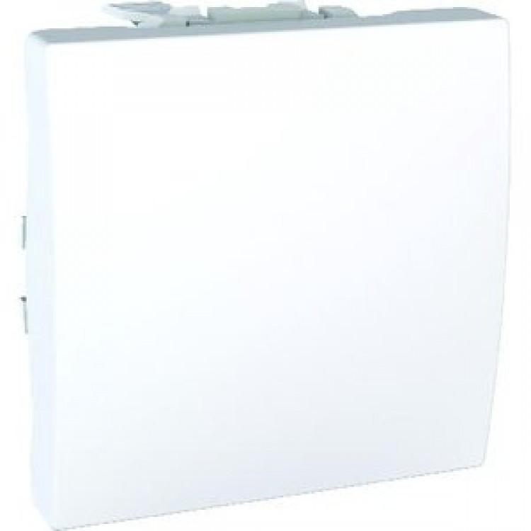 Выключатель Schneider-Electric Unica 1-клавишный белый (MGU3.201.18)