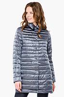 Женская осенне-весенняя куртка-воздуховик цвета маренго модель Braggart Angel's Fluff