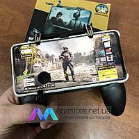 Игровой геймпад триггер для телефона Mobile Game Controller W11 джойстик контроллер с триггерами для игр