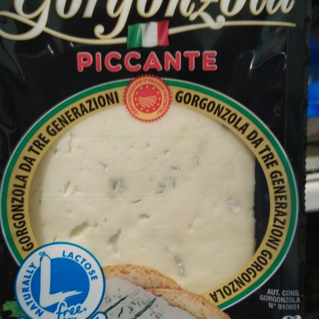 Горгонзола піканте Італія,200 грм