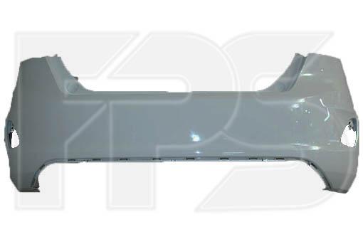 Бампер задний Ford Fiesta '17- (без отв. под п/троник) (FPS) 2114301