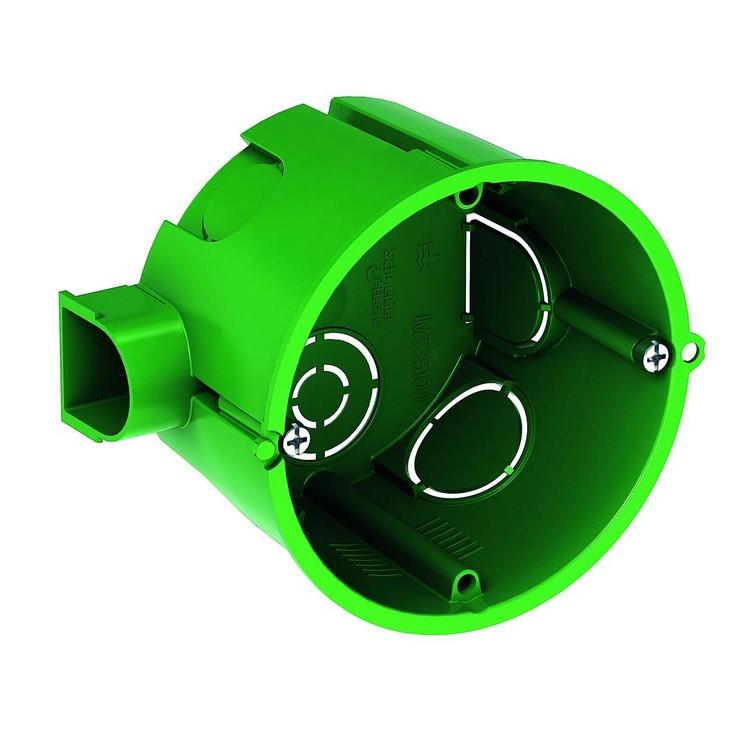 Коробка Schneider-Electric Установочная сплошных стен 68x45 (IMT35100)