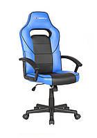 Кресло компьютерное INFINITY-X синее РАСПРОДАЖА
