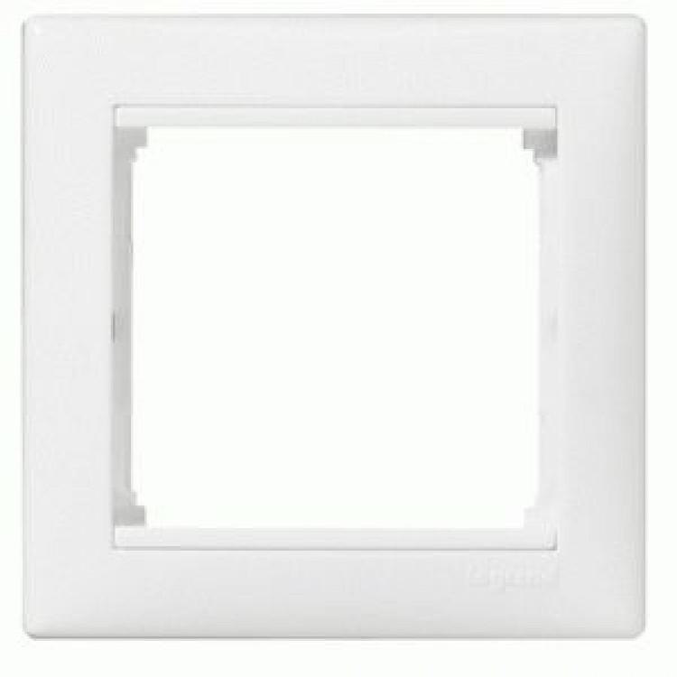 Рамка Legrand Valena 1-постовая, белый