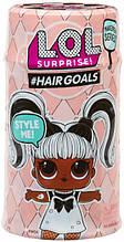 """Игровой набор с куклой L.O.L. S5 W1 - Модное перевоплощение в дисплее серии """"Hairgoals"""""""