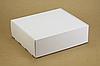 """Коробка """"Универсальная 2"""" М0065-о1 белая, размер: 250*290*90 мм"""