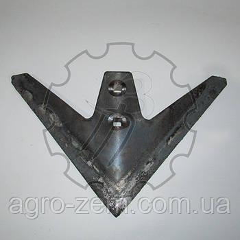 Лапа стрельчатая КПС 330 мм наплавка сормайтом Н.043.052.008