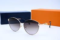 Солнцезащитные очки LV 5199 коричневые