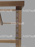 Световой стол-трансформер 70х50см Art&Play® ясень, фото 5
