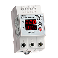 Реле контроля напряжения тока DigiTOP 63A