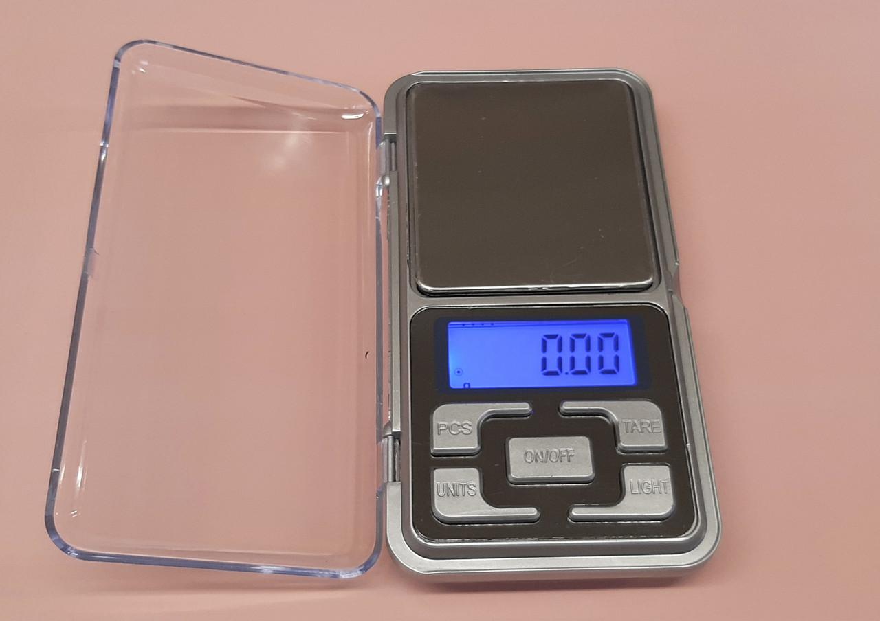 Весы ювелирные точные до 500г