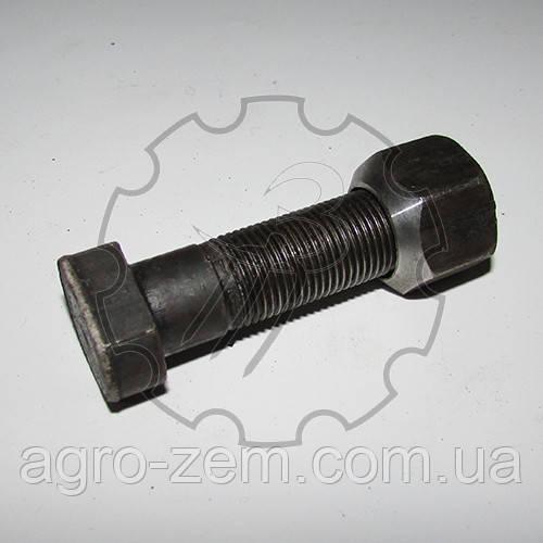 Шпилька ступицы КПС М18*55*1,5 с гайкой