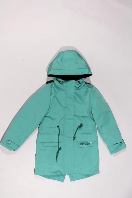 Демисезонные куртки, пальто для девочек