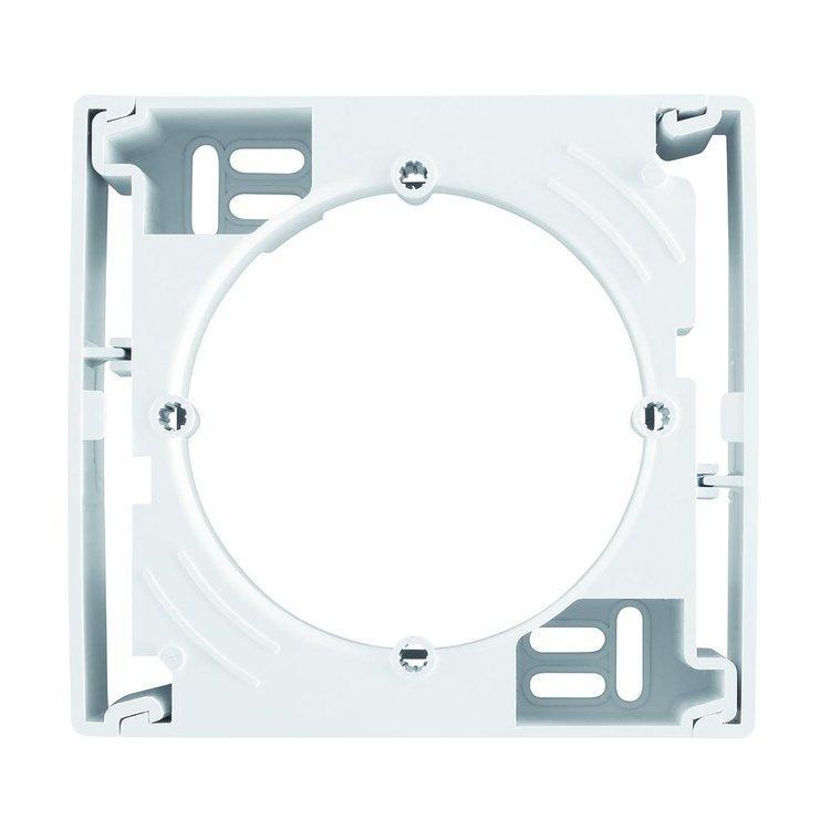 Коробка Schneider-Electric Asfora для наружного монтажа белая (EPH6100121)