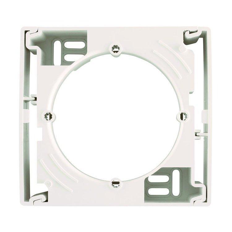 Коробка Schneider-Electric Asfora для наружного монтажа кремовая (EPH6100123)