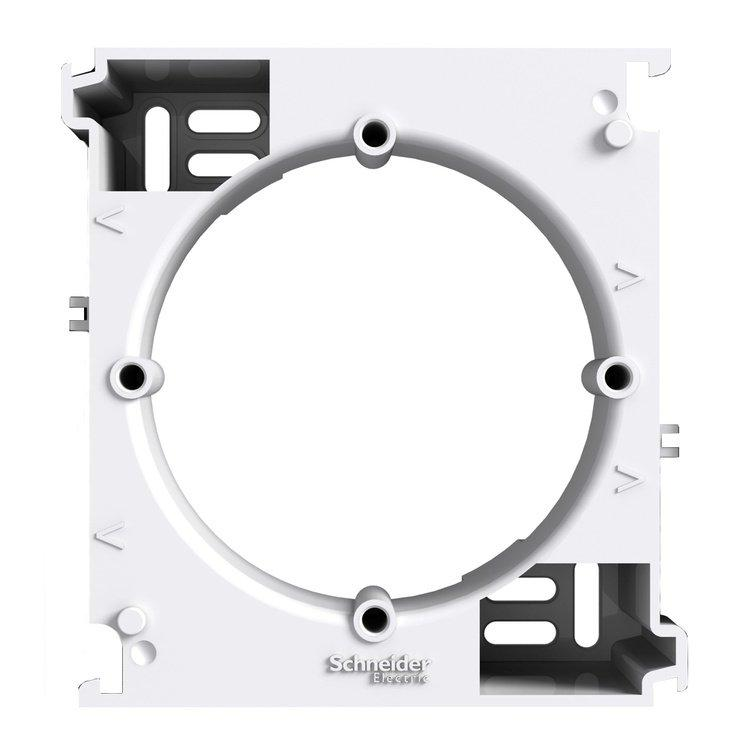 Коробка Schneider-Electric Asfora для наружного монтажа (набор) белая (EPH6100221)