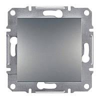 Заглушка Schneider-Electric Asfora Plus сталь (EPH5600162)