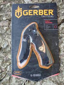 Складной нож Gerber DMF Manual ( 22-31-000582 )