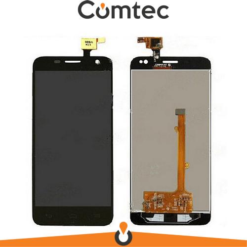 Дисплей для Alcatel 6012 Onetouch Idol Mini/6012A/6012D/6012W/6012X/6012E с тачскрином (Модуль) черный