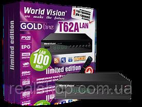 World Vision T62A LAN Т2 приемник TV тюнер (ethernet)