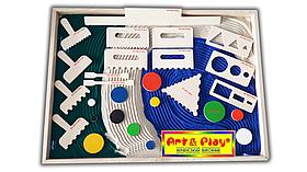 Навчальний набір для пісочниць Art&Play® з методичним посібником