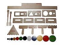 Навчальний набір для пісочниць Art&Play®, фото 3