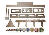 Навчальний набір для пісочниць Art&Play®, фото 4