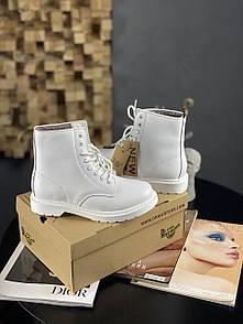 Мужские Ботинки Dr.Martens White