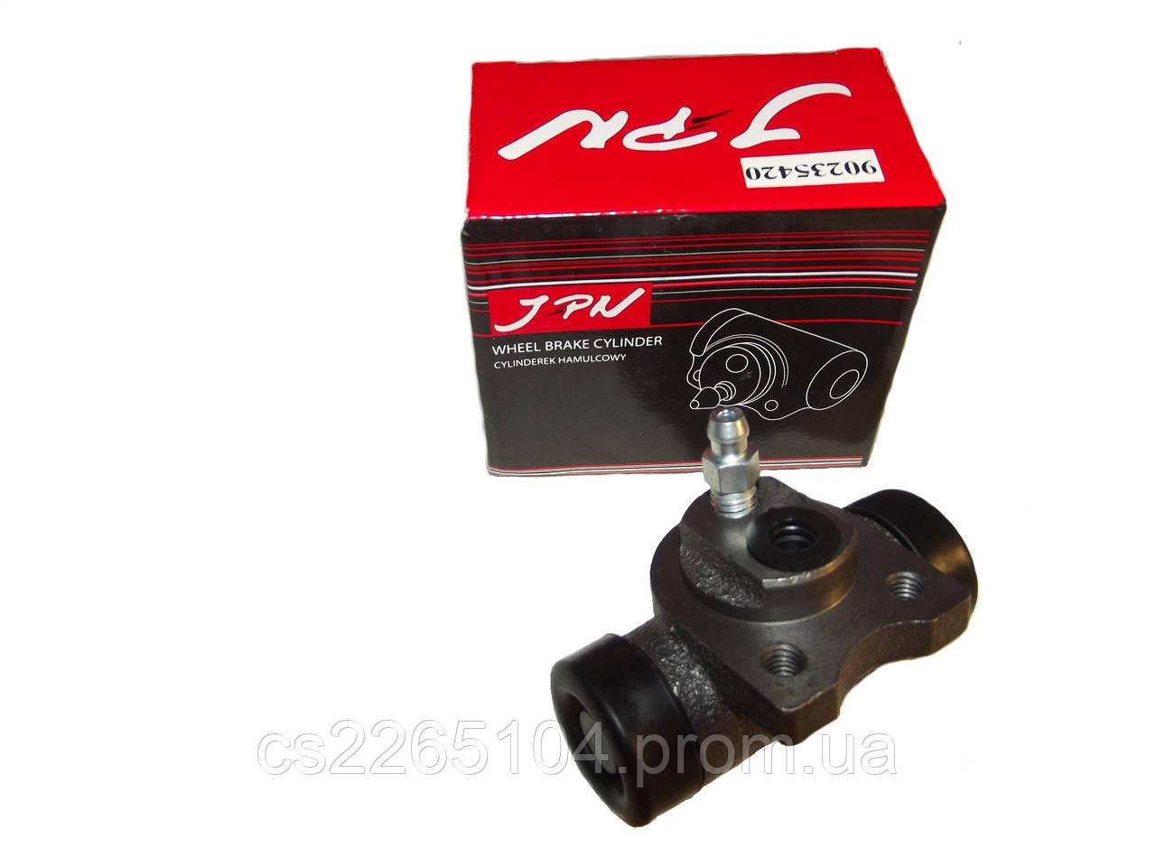 Тормозной цилиндр рабочий задний Ланос 1.5 JPN