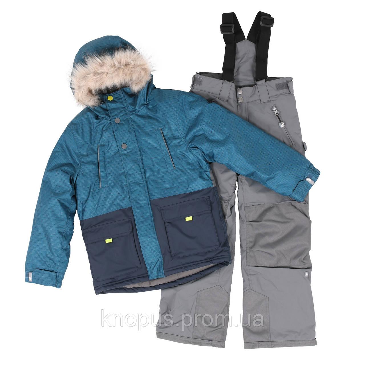 Зимний комплект для мальчика, SNO (Nano). Размеры 128-170, на рост 124-173
