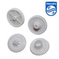 Комплект шестерней привода для кухонного комбайна Philips HR7768