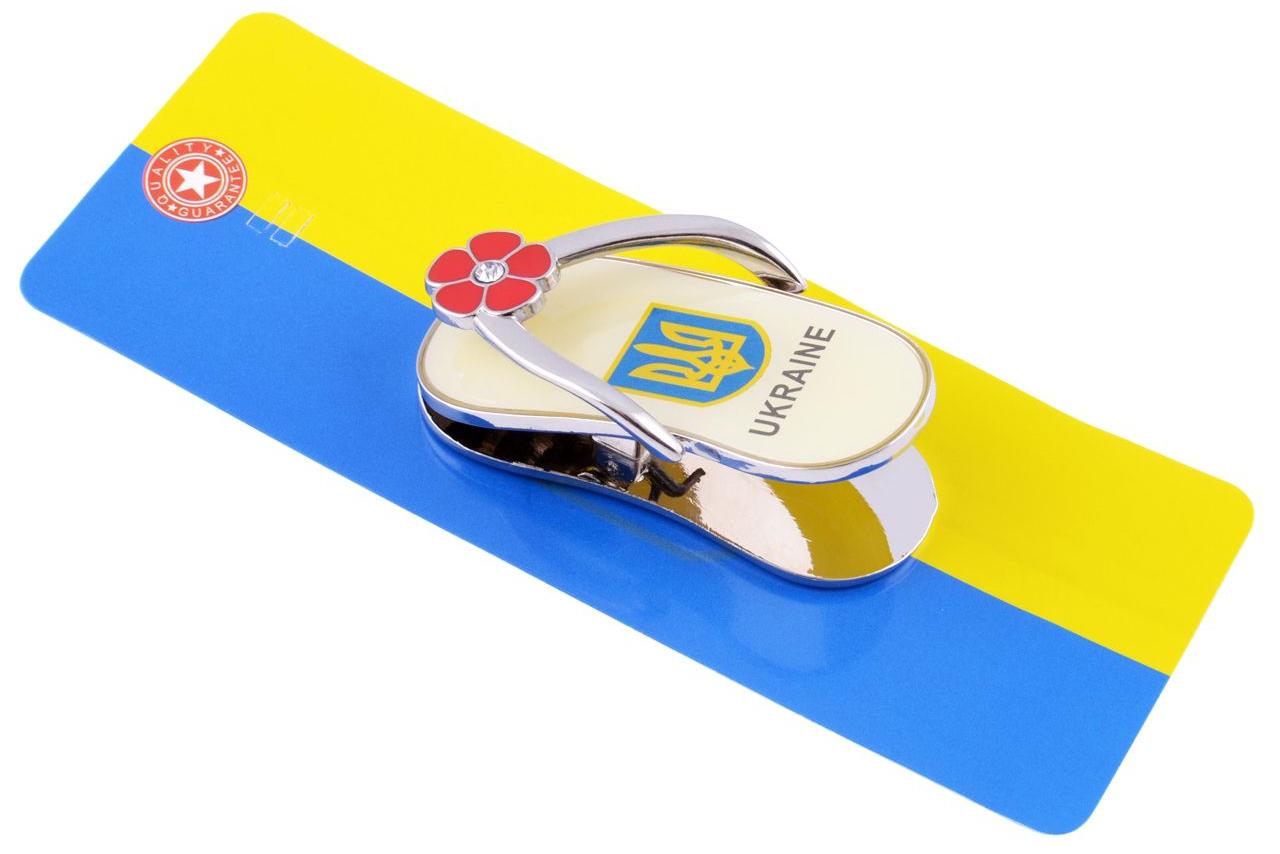 Зажим магнитный UK120A С украинской символикой