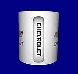 Кружка / чашка Шевроле, фото 2