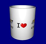 Кружка / чашка Шевроле, фото 3