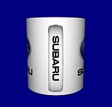 Кружка / чашка Субару, фото 3