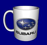 Кружка / чашка Субару, фото 4