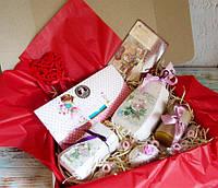 """Подарок для женщин - набор """"Рожева спокуса"""""""