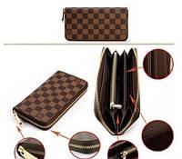 Кошелек  Louis Vuitton Zippy . Мужское портмоне.
